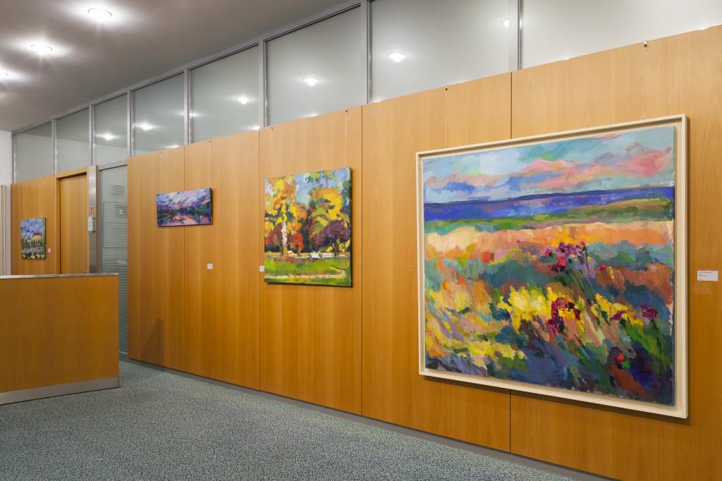 Dresdner Volksbank Raiffeisenbank eGAusstellung: Maria Mednikova und Olaf Amberg